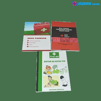 Buku Panduan Kotak P3K