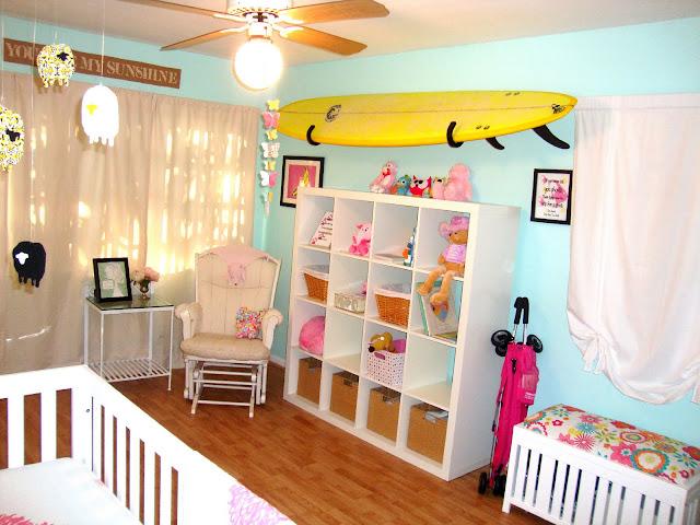 Sàn gỗ công nghiệp cho phòng trẻ em