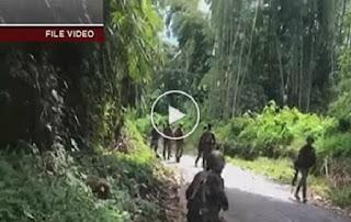 WATCH: BUNDOK NA PINAGKUKUTAAN NG MAUTE GROUP, NATUNTON NG MILITAR