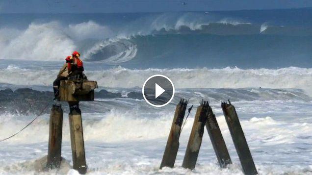 Cabo Blanco con el Muelle a Medias