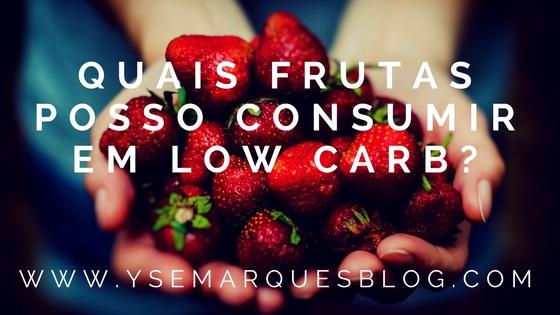 que-frutas-são-low-carb