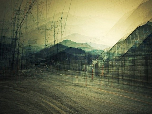 Stephanie Jung. Multiple Exposure