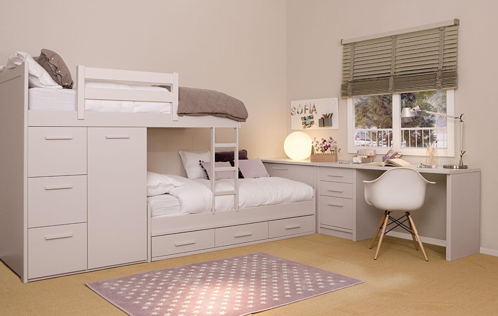 10 Dormitorios juveniles modernos  Ideas para decorar