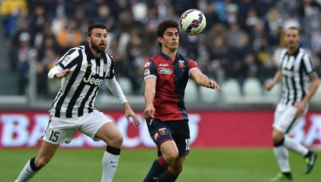 Ver Genoa vs Juventus en vivo directo 26 agosto