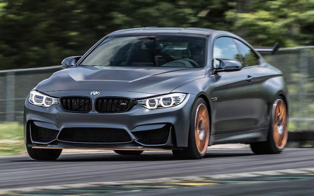 BMW M4 GTS 2016 - recall