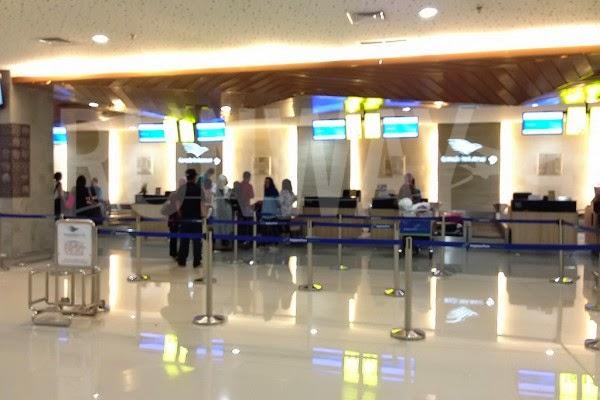 Airport Tax Dalam Tiket