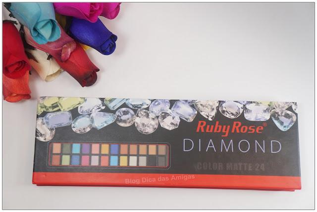 Paleta Ruby Rose