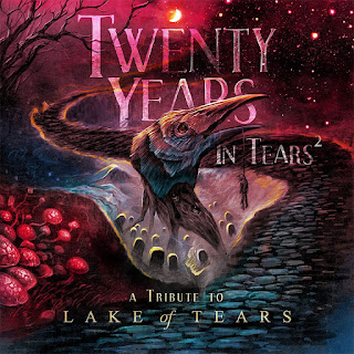 "Cover ""Twenty Years In Tears 2 — A Tribute to LAKE of TEARS"""