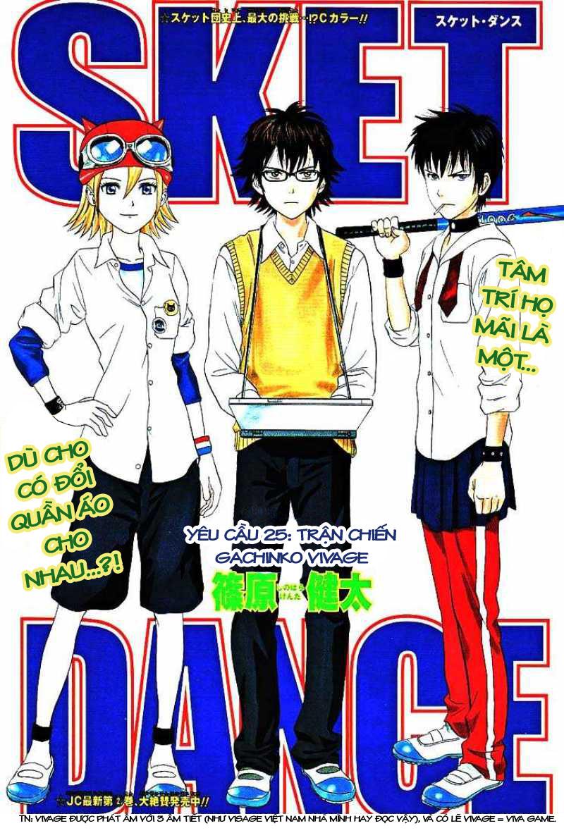 SKET DANCE Chap 25 - Truyen.Chap.VN
