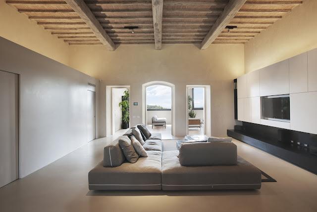 15th Century Italian Villa Renovation By CMT Architects 7