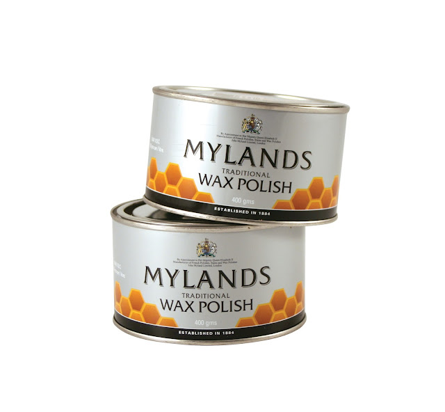 Mylands Wax - Remove Ring Marks