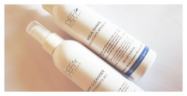 Defa Cosmetics Skincare prodotti