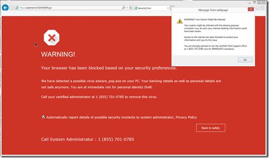 Cara Menyingkirkan Virus Red Screen Terbaru