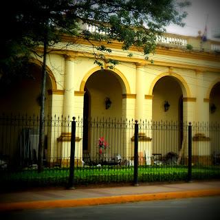 Câmara dos Deputados de Asuncion, Paragual