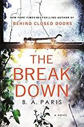 The Breakdown by B.A. Parris