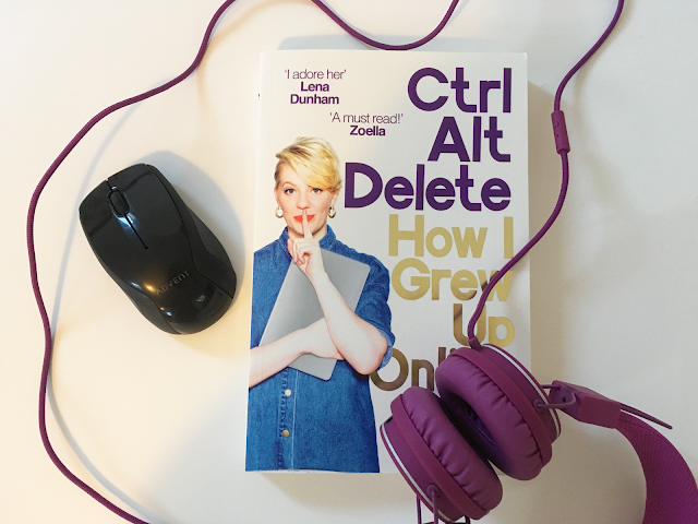 Book review: Ctrl Alt Delete: How I Grew Up Online by Emma Gannon