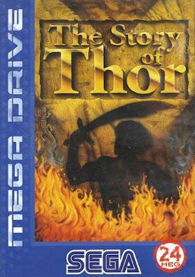 Rom de The Story of Thor - Mega Drive - PT-BR
