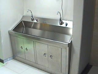 distributor-Scrub-Station-Stainless-di-bekasi