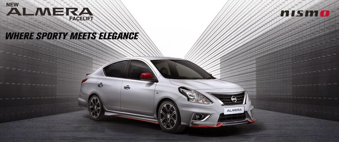 Motoring Malaysia Nismo Almera In This Case Nismo Means Nis San