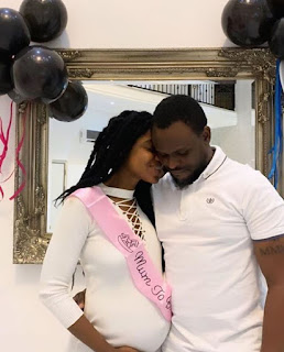Becca Welcomes Baby With Nigerian Hubby