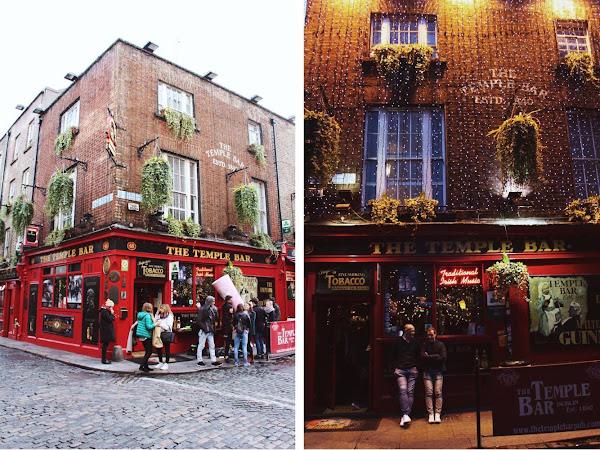 Quelques jours à Dublin