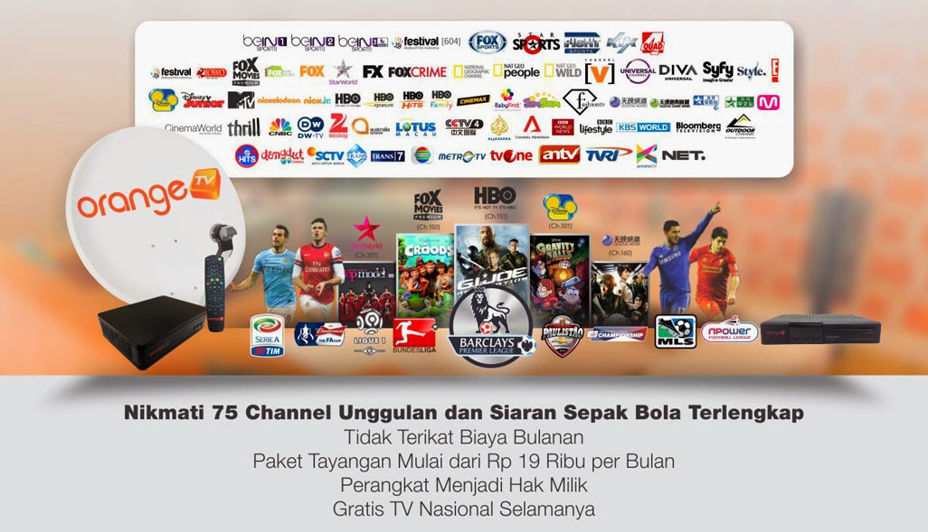 IMAGES ORANGE TV