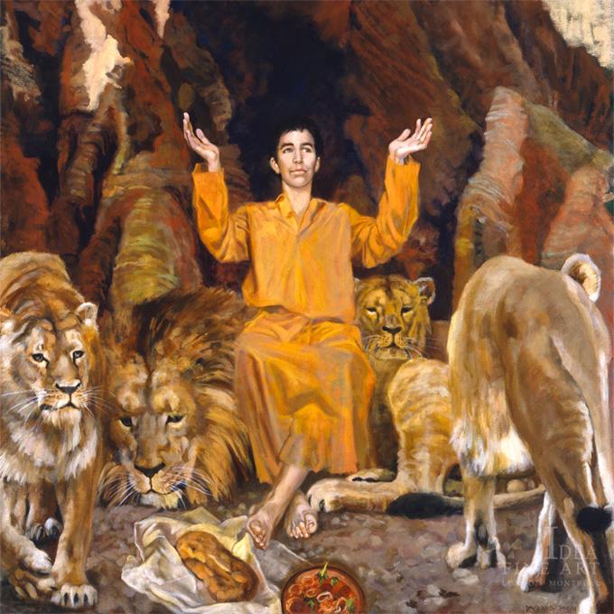 Lion Den Bible Quotes. QuotesGram