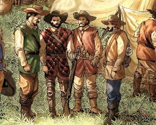 Os Bandeirantes Paulistas