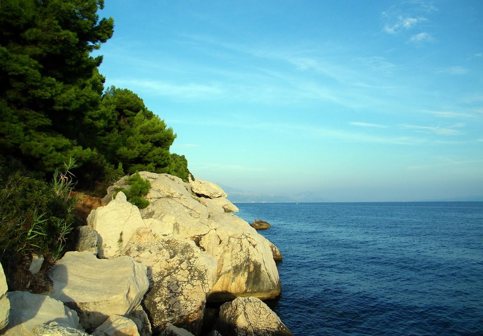Chorwacja Klify & Otok Čiovo