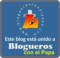 Blogueros con el Papa