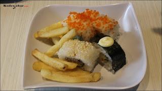 Aneka sushi roll Kashimura Shabu