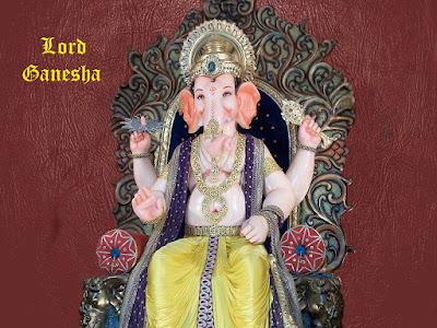 Ganesh Chaturthi SMS, Free Ganesh Chaturthi Text Mesage