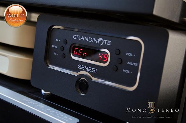Mono and Stereo High-End Audio Magazine: GRANDINOTE GENESI ...
