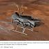 Drone 'libélula' podría explorar la luna de Saturno Titán