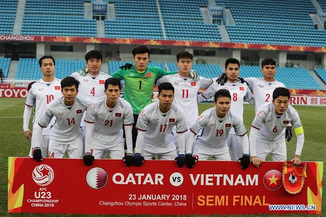 Cả nước mừng chiến thắng U23 Việt Nam