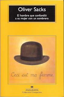 portada donde aparece el título y el autor y el dibujo de un sombrero negro