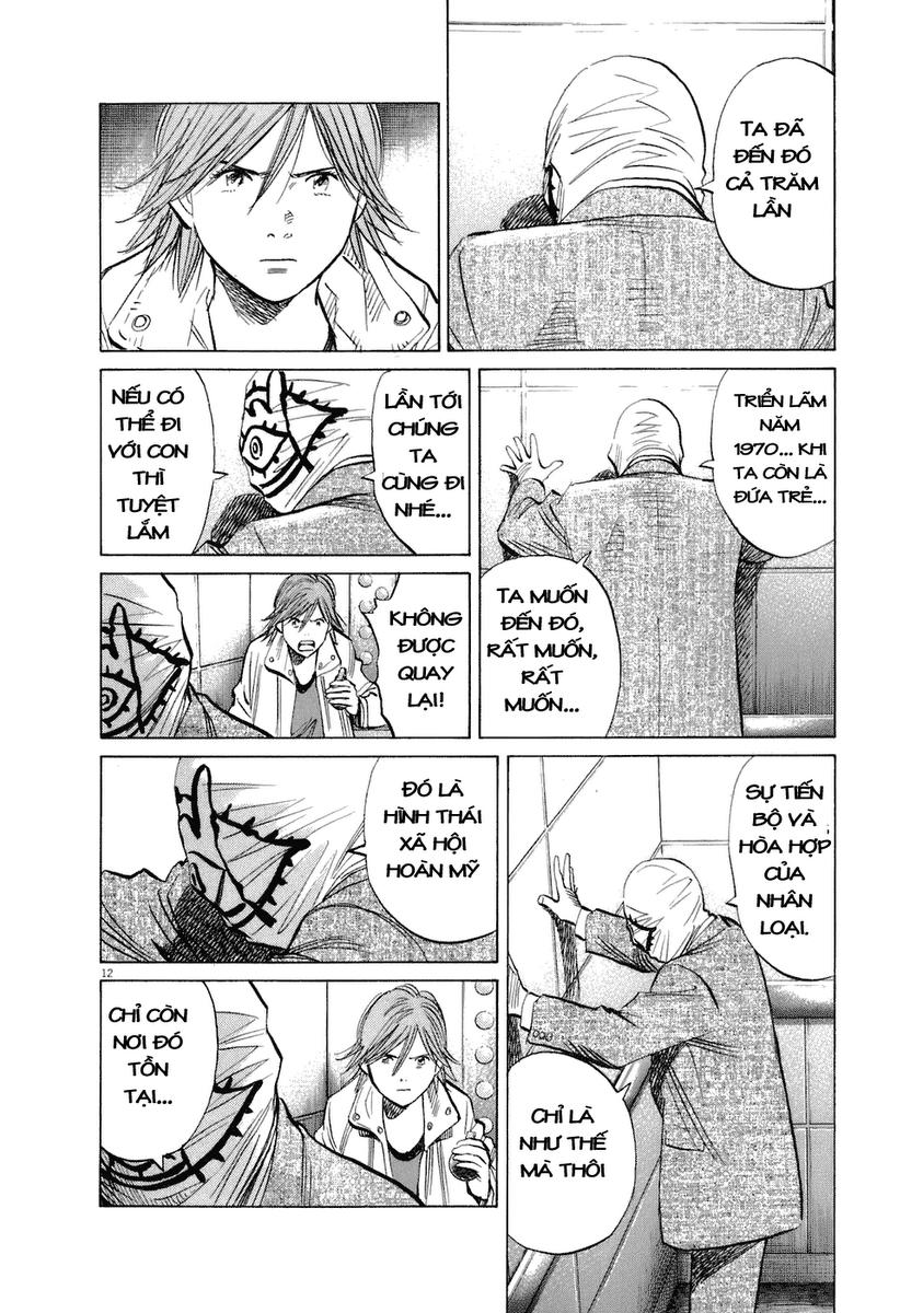 20th Century Boys chapter 222 trang 27