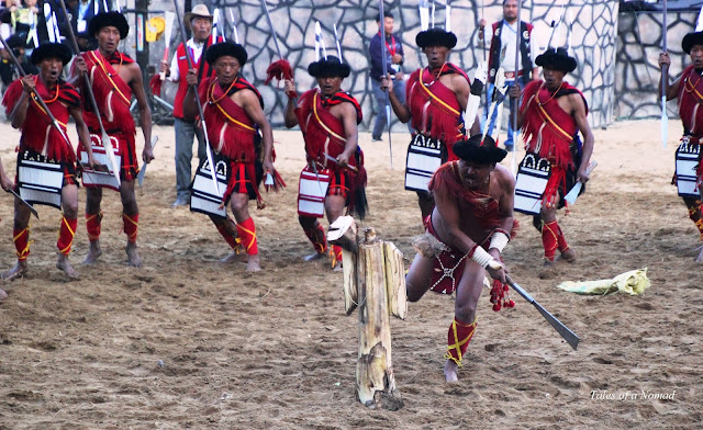 Hornbill Festival- A Colourful and Vibrant Confluence of Naga Tribes