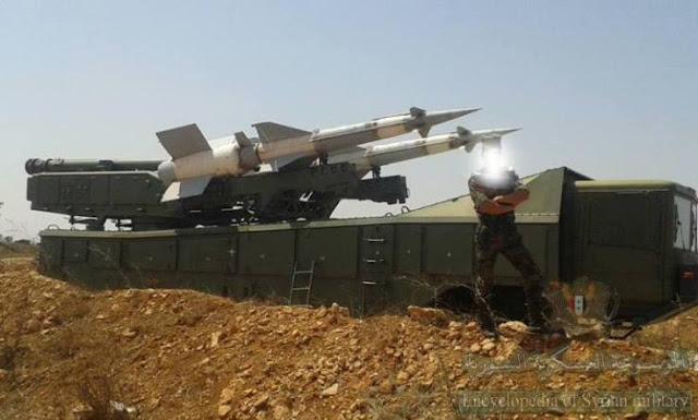صحيفة بيتشورا السورية تستعد لإسقاط صواريخ أمريكا؟