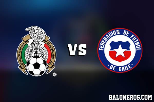 México vs Chile Copa América 2016 Cuartos de Final