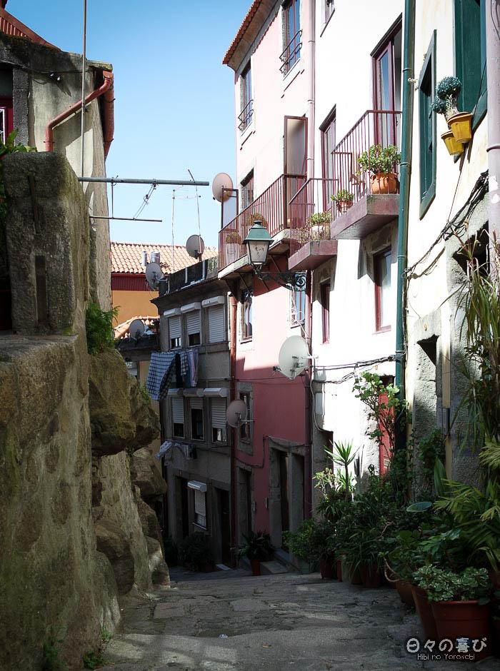 ruelle, Porto