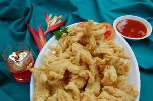Resep Jamur Tiram Goreng Tepung Renyah Resep Masakan