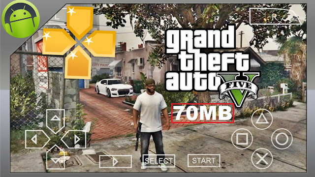Download GTA 5 APK Lite Game 70MB