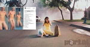 Vítima de hackers; Instagram de Selena Gomez publica foto de Justin Bieber peladinho