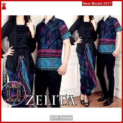 BJR041 B Baju Couple Zelita Murah Grosir BMG