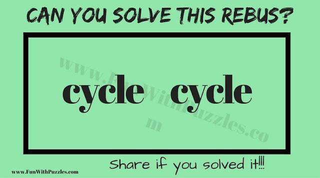 Simple Rebus Puzzle
