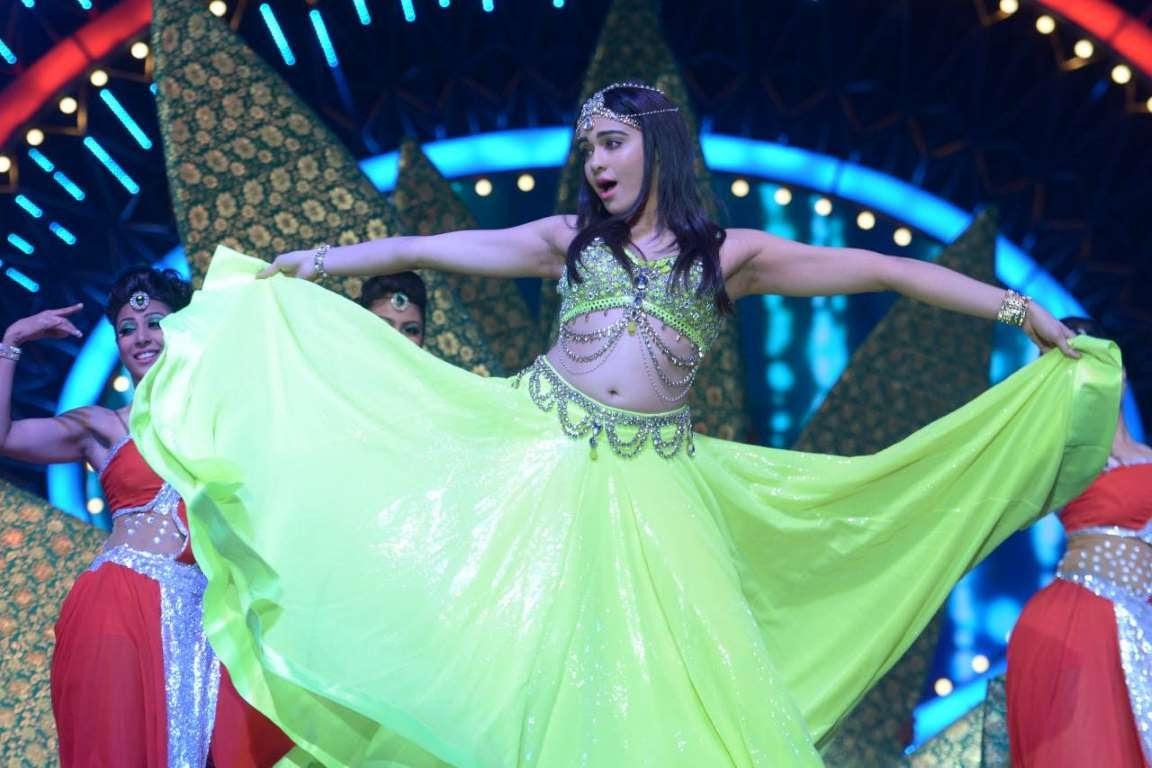 Adah Sharma performed during IIFA Utsavam
