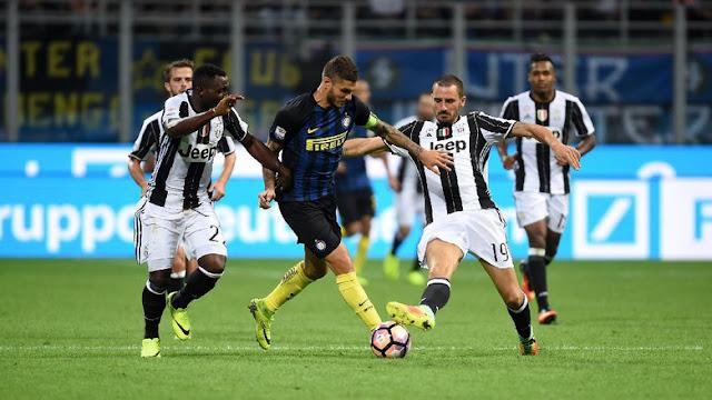 'Gap Inter dengan Juve Kini Tidak Terlalu Besar'