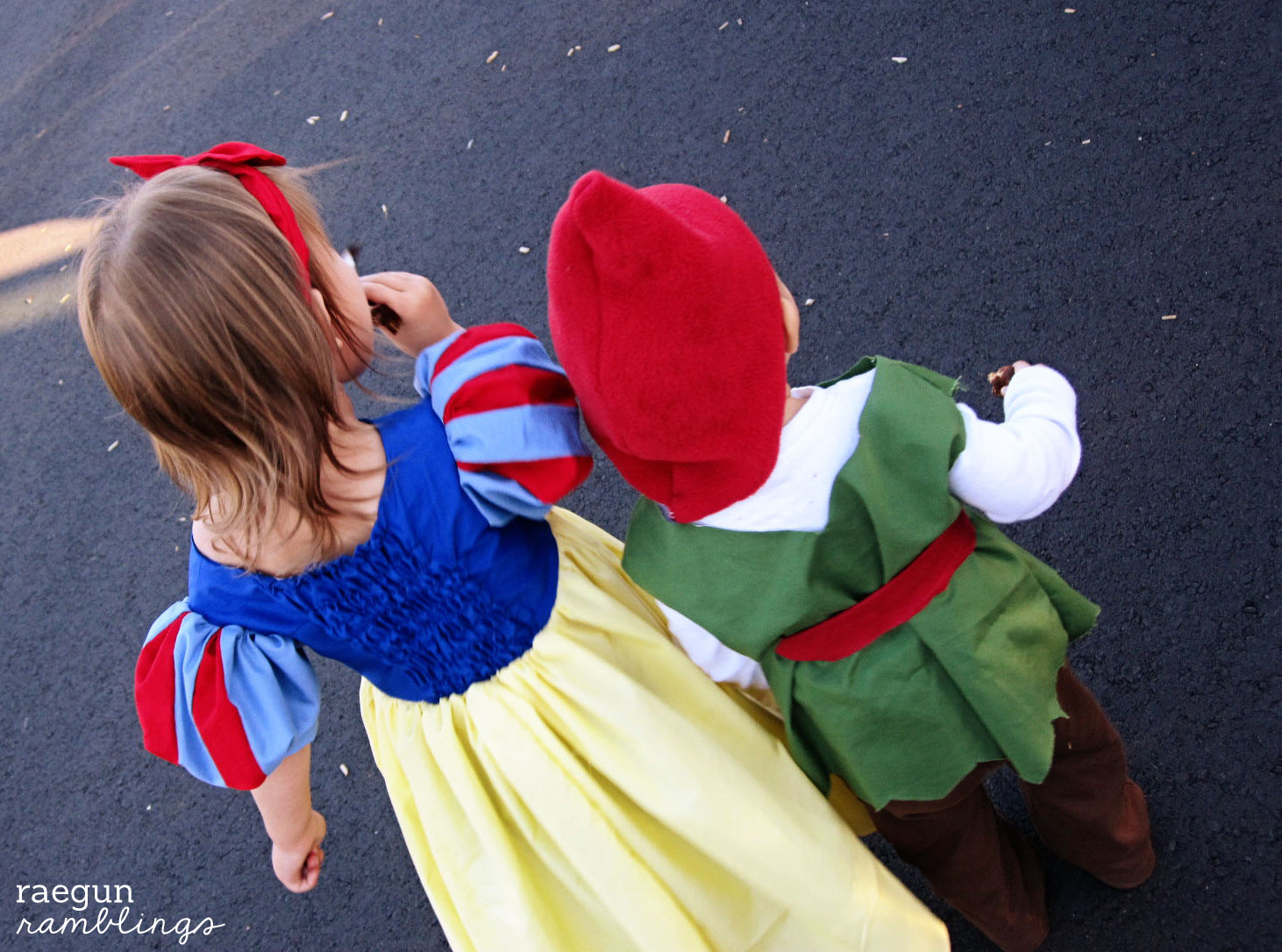 DIY Dwarf & Gnome Costume Tutorial - Andrea's Notebook