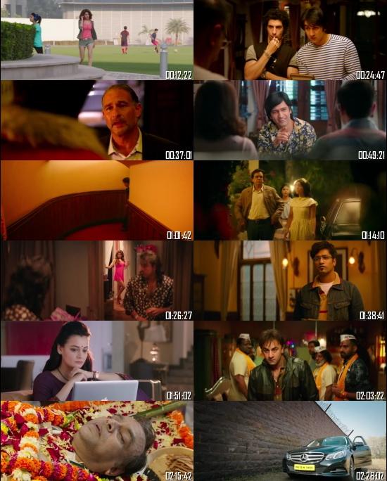 S@nju 2018 Hindi 720p 480p BRRip x264 Full Movie